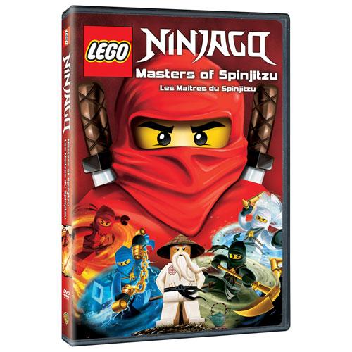 LEGO Ninjago: Masters of Spinjitzu (Bilingual) (2012)