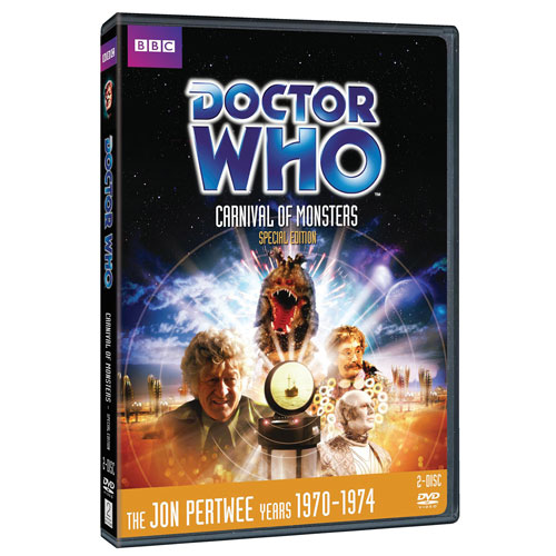 Doctor Who: Carnival Of Monsters (édition spéciale) (1973)