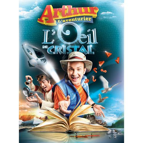 Arthur L'aventurier: L'oeil De Cristal (2012)