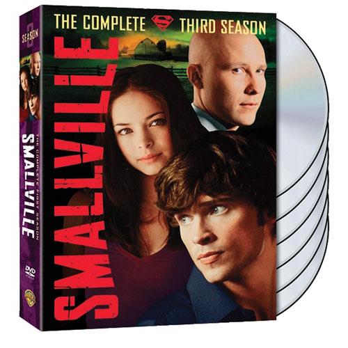 Smallville : Saison 3