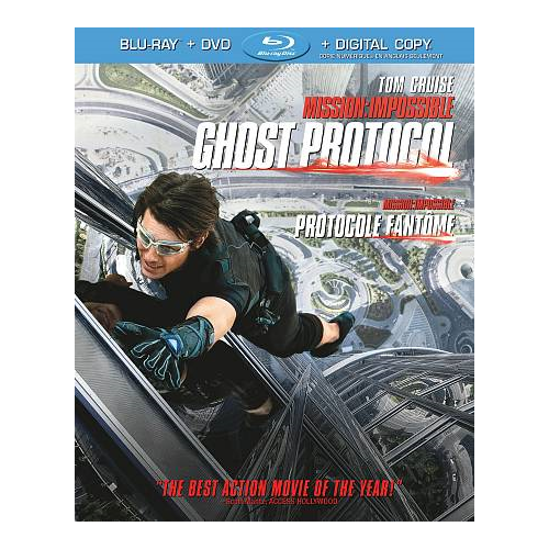 Mission: Impossible - Ghost Protocol (Combo de Blu-ray) (2011)