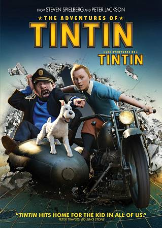 Adventures Of Tintin (2011)