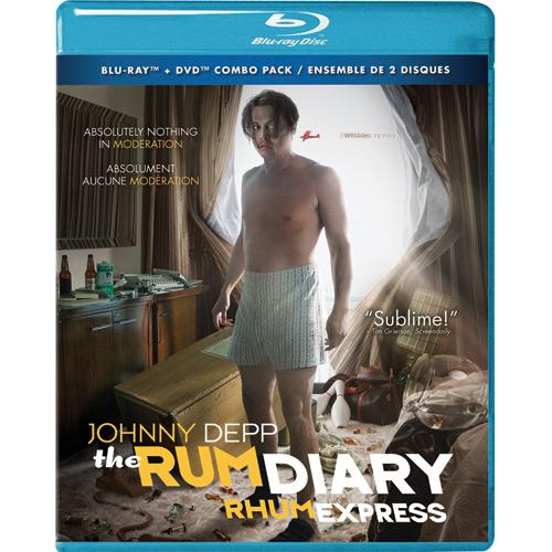 The Rum Diary (Blu-ray Combo) (2011)