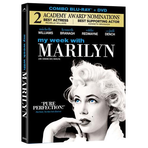 My Week With Marilyn (Combo de Blu-ray) (2011)