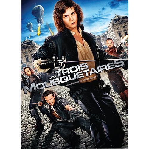 Three Musketeers (Bilingue) (2011)