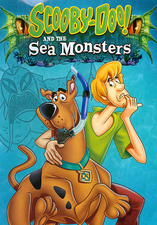 Scooby-Doo! And The Sea Monsters (2012)
