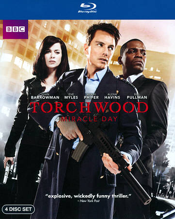 Torchword: Miracle Day (Blu-ray) (2012)