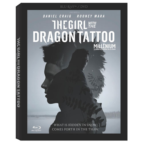 Girl With The Dragon Tattoo (Combo de Blu-ray) (2011)