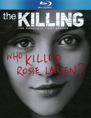 Killing: Season 1 (Blu-ray)