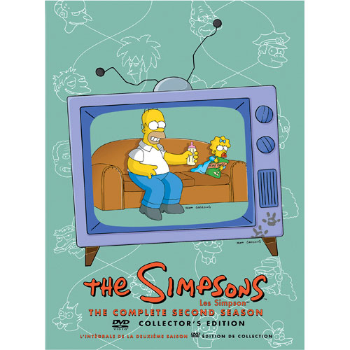 Simpsons - The Complete Second Season