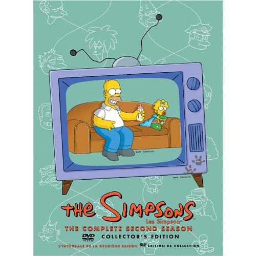 Simpsons - L'intégrale de la deuxième saison