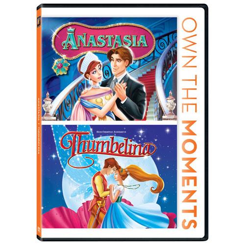Anastasia/ Thumbelina