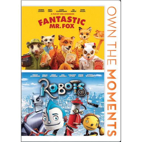 Fantastic Mr. Fox / Robots