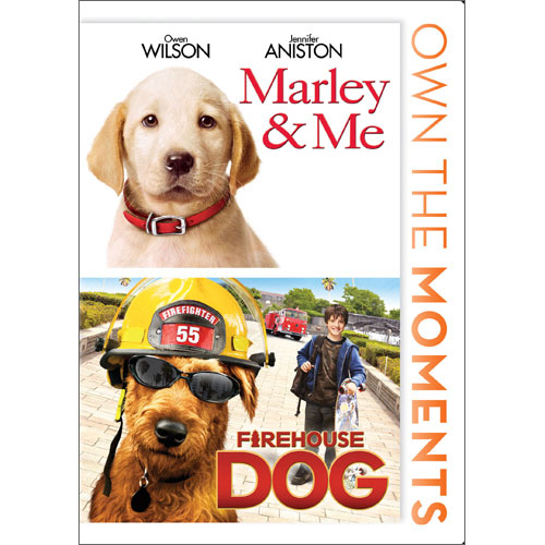 Marley & Me / Firehouse Dog Double Feature