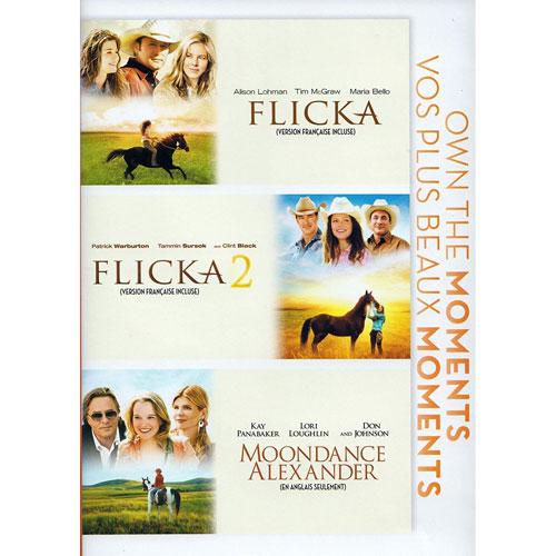 Flicka/ Flicka 2/ Moondance Alexander