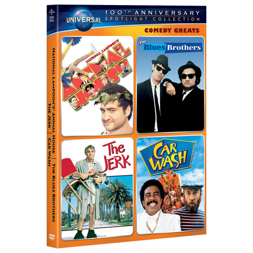 Comedy Greats Spotlight Collection (Universal 100th Anniversary Edition)