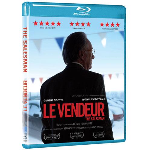 Vendeur (Salesman) (French)