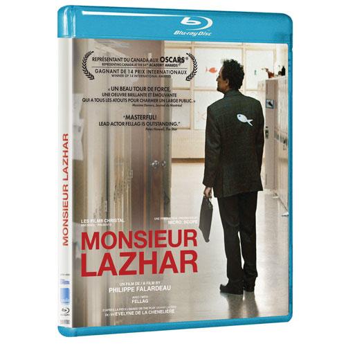 Monsieur Lazhar (Blu-ray) (2011)