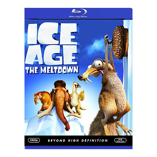 Ice Age: The Meltdown (Blu-ray Combo) (2006)