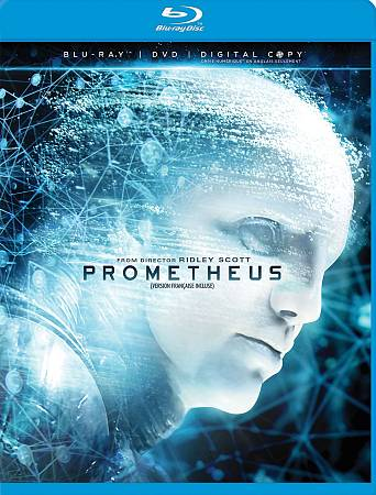 Prometheus (Blu-ray Combo) (2012)