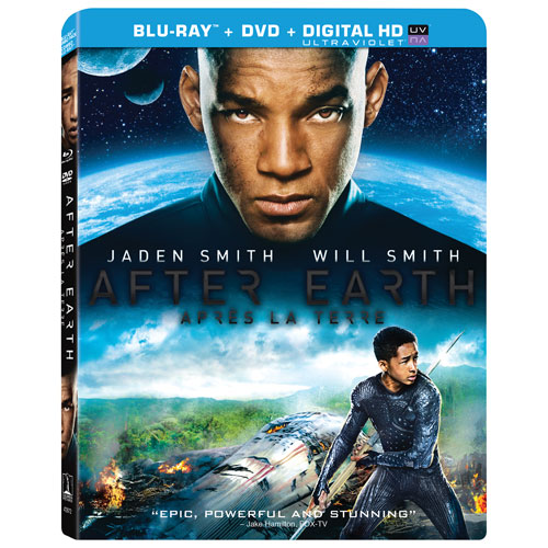 After Earth (Blu-ray Combo) (2013)