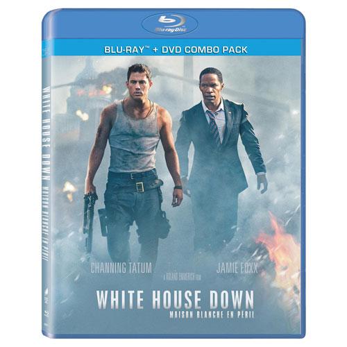 White House Down (Blu-ray Combo) (2013)