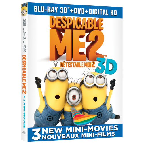 Despicable Me 2 (3D Blu-ray Combo) (2013)