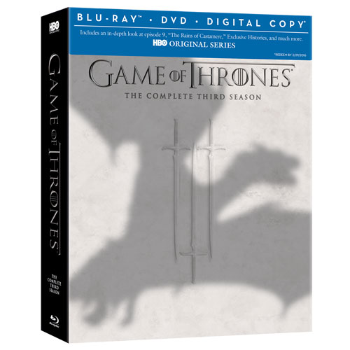 Game of Thrones: saison 3 (Combo de Blu-ray) (2013)