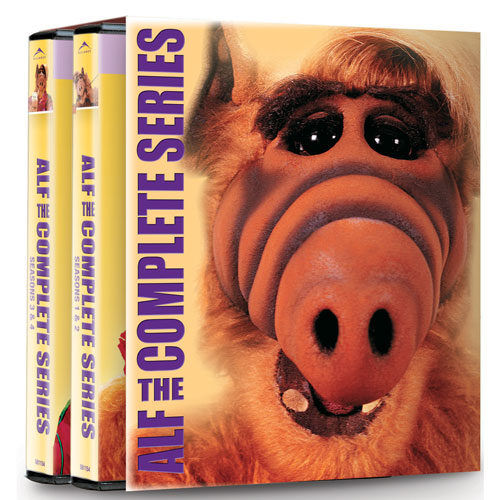 Alf The Complete Series Collection