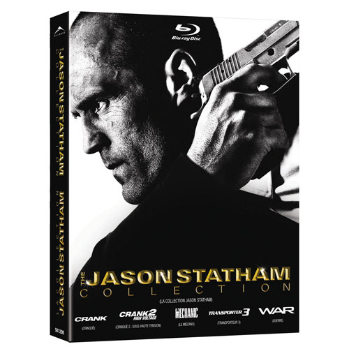 Statham Collection (Blu-ray)