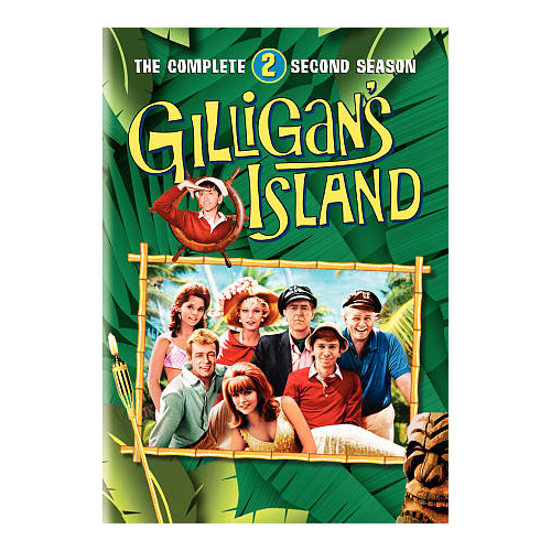 Gilligan's Island: L'intégrale de la deuxième saison