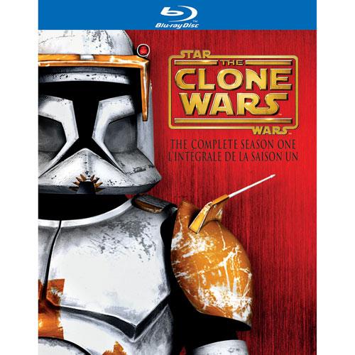Star Wars Clone Wars: Saison 1 (Blu-ray)