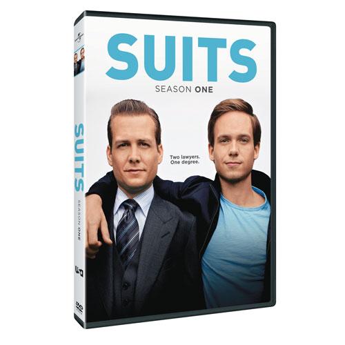 Suits: Première saison