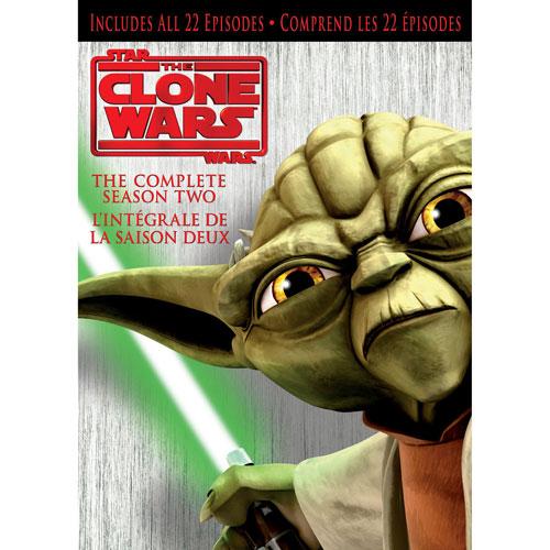 Star Wars Clone Wars: saison 2 (bilingue)