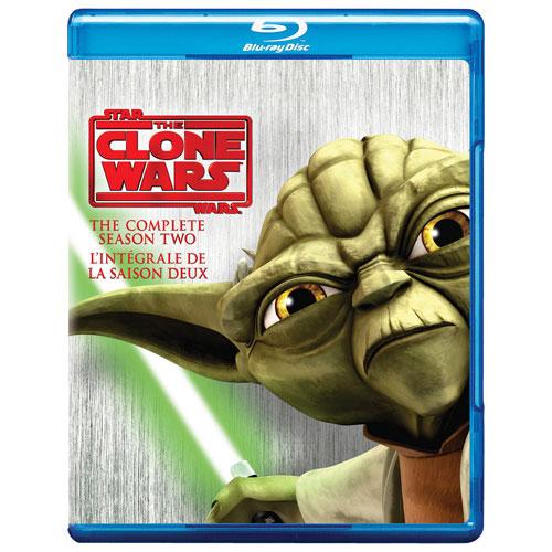 Star Wars Clone Wars: Season 2 (Blu-ray)