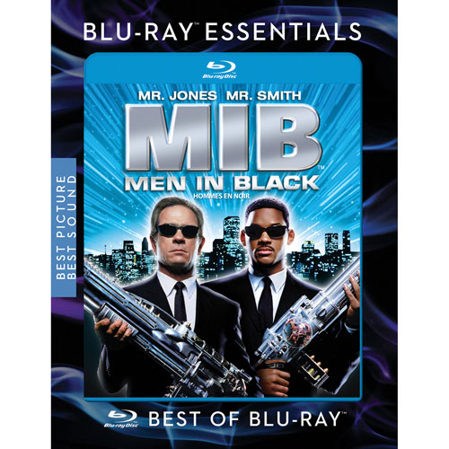 Men in Black (Bilingual) (Blu-ray) (1997)