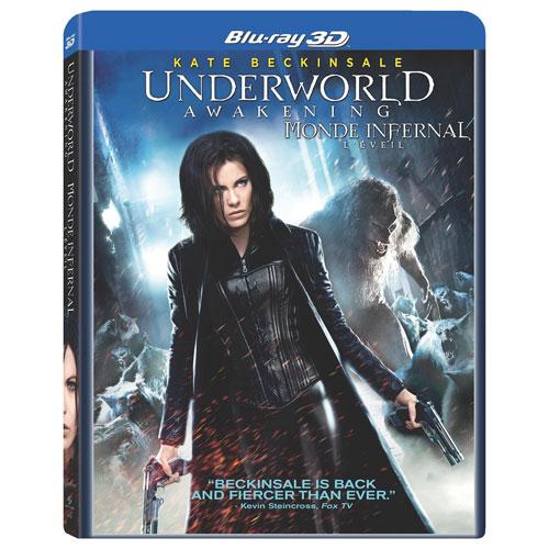 Underworld: Awakening (Bilingue) (Blu-ray 3D) (2012)