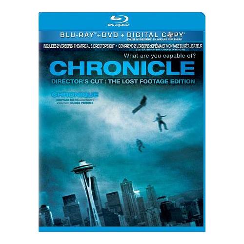 Chronicle (Blu-ray Combo) (2012)
