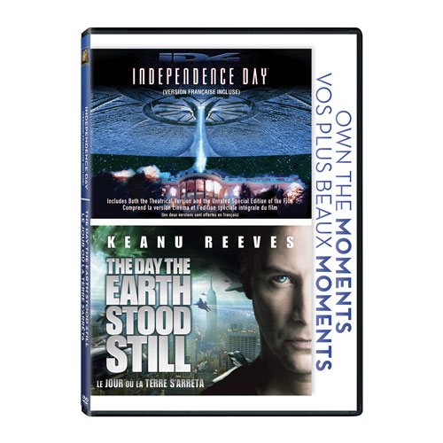 Independence Day / The Day The Earth Stood Still