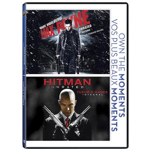 Max Payne/ Hitman