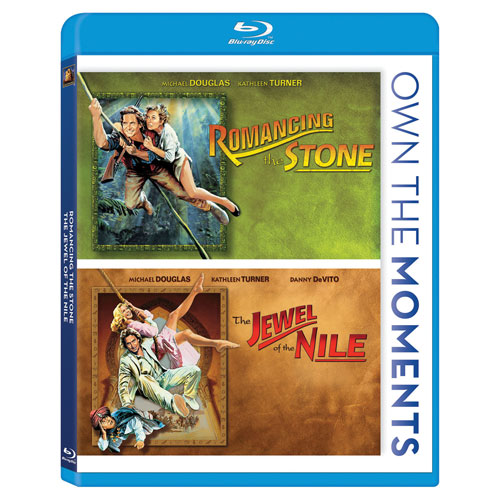 Romancing the Stone /Jewel Double-Feature (Blu-ray)