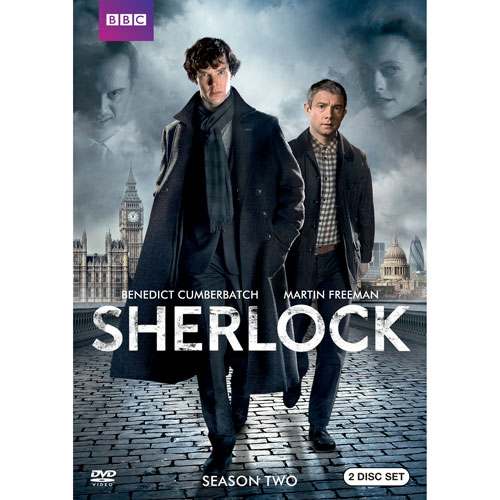 Sherlock: Season 2 (English) (2012)