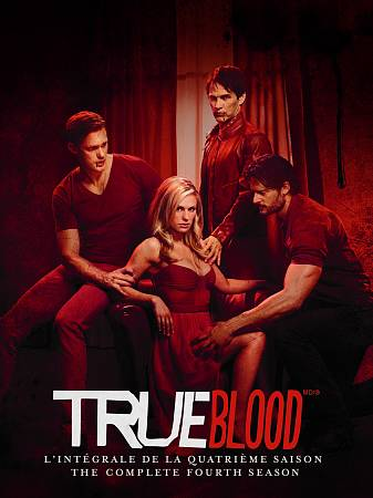 True Blood Saison 4 (Bilingue)