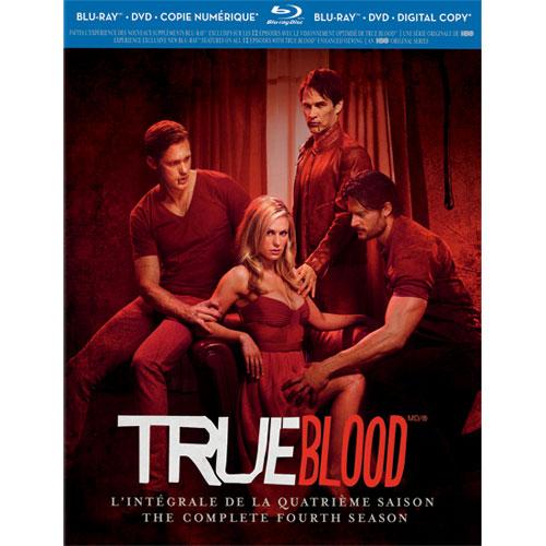 True Blood Season 4 (Bilingual) (Blu-ray)