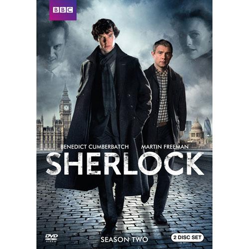 Sherlock : Saison 2 (anglais) (Blu-ray) (2012)