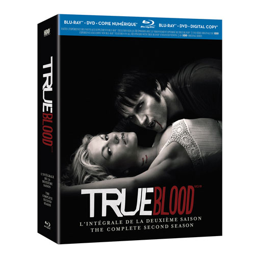 True Blood Season 2 Select (Bilingual) (Blu-ray)