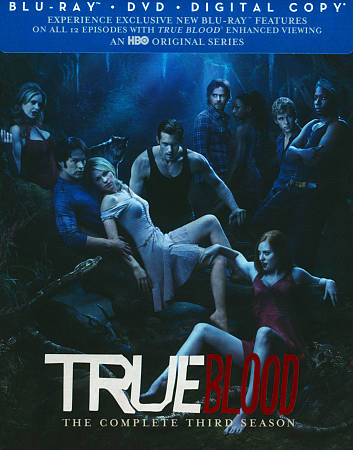 True Blood Season 3 (Blu-ray)