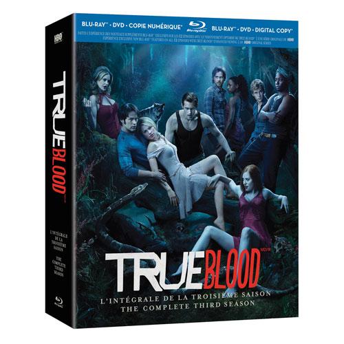True Blood Season 3 Select (Bilingual) (Blu-ray)