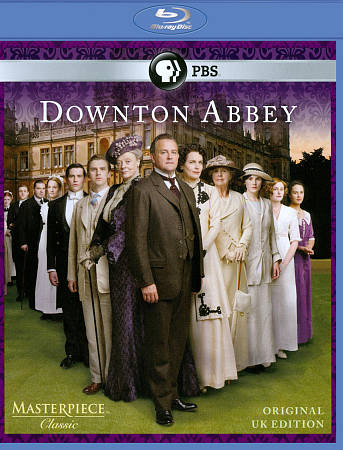 Downton Abbey: Season 1 (English) (Blu-ray)