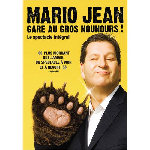 Mario Jean: Gare Au Gros Nounours